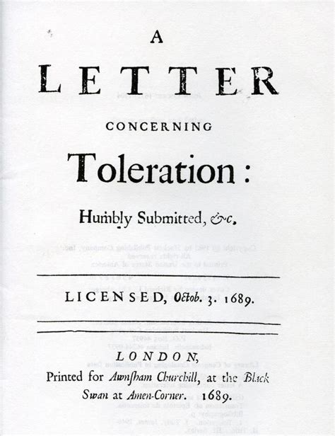 locke letter concerning toleration liberal intolerance locke s secret the muslim