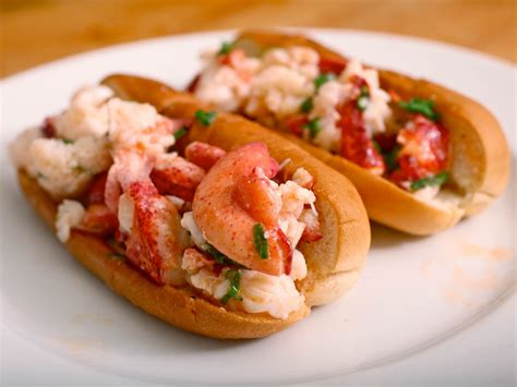 connecticut style warm buttered lobster rolls recipe