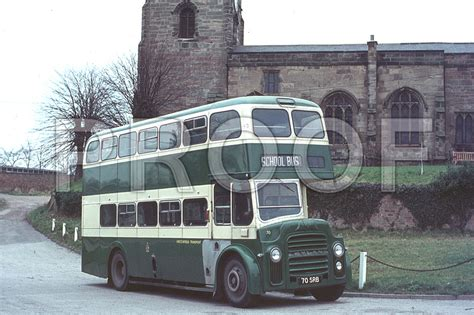 Minibus hire & coach hire with driver in derby & derbyshire. The Omnibus Society   Derby Corporation bus & coach