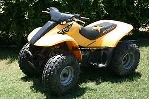 2005 Honda Trx90