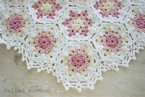shabby chic crochet blanket crochet pattern baby blanket vintage fleur shabby chic shabby crochet patterns and baby