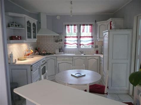 cuisine repeinte cuisine repeinte en gris photo 1 3 il manque le listel