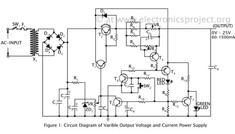 power supply page  power supply circuits nextgr