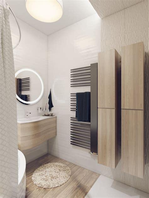 Modern Bathroom Storage  Interior Design Ideas