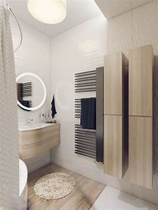 Modern, Bathroom, Storage