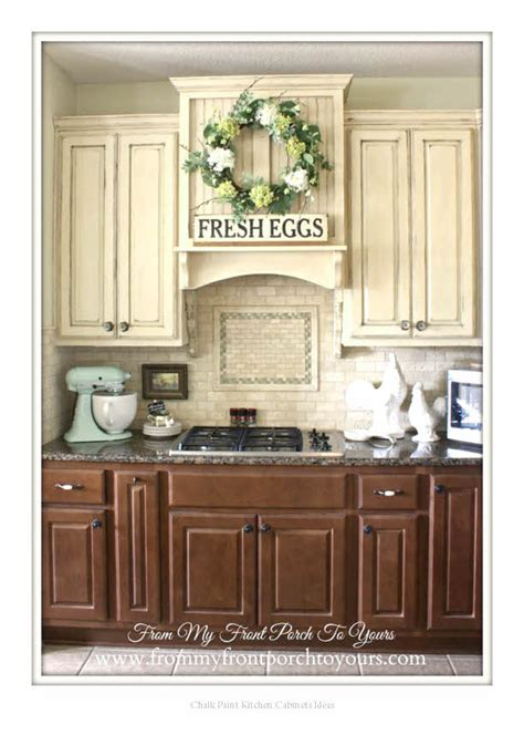 paint kitchen cabinets with chalk paint 49 chalk paint kitchen cabinets ideas home and house 9047