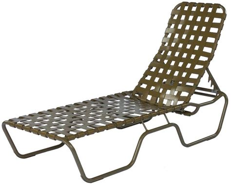 commercial basketweave chaise lounge sanibel
