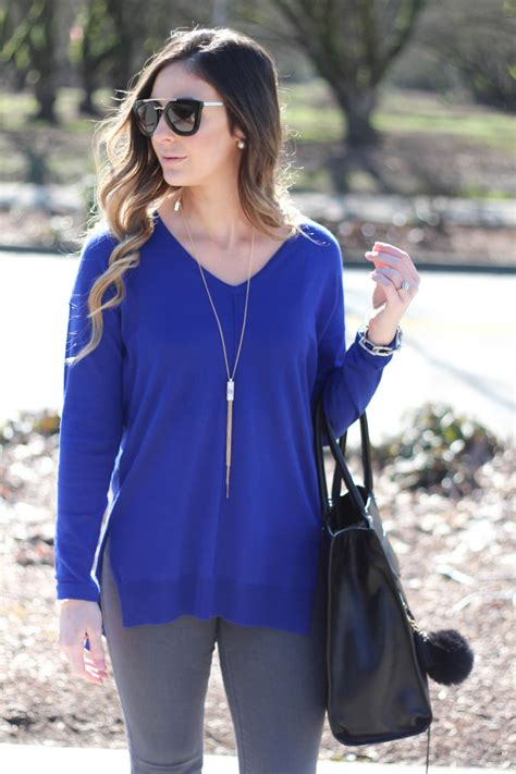 what does royal blue look like royal blue sweater looks like rein 9633
