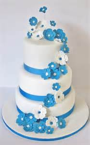 sams club wedding rings blue and white wedding cake with wedding cakes pictures onweddingideas