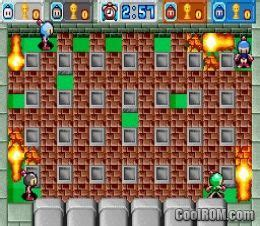 bomberman story ds rom   nintendo ds nds