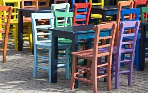 chaises colorées mai 2014 decorer sa maison fr