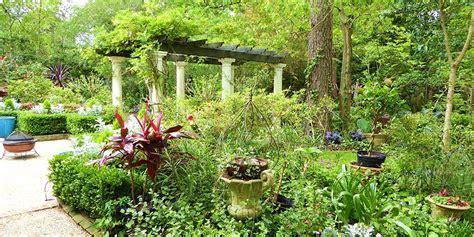 lsu hilltop arboretum garden tour college of