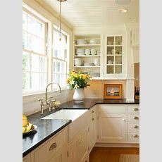New Classic Kitchen In A Cape Cod Federal  Oldhouse
