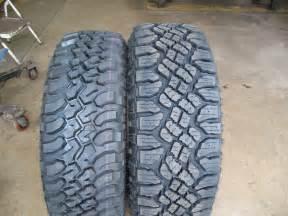 Goodyear Wrangler DuraTrac 285 70R17 Tires