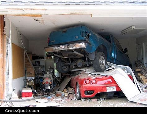 Funny Crazy Car Accident Pictures