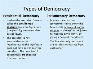 Governments Who is in Charge? Where is the Power ...