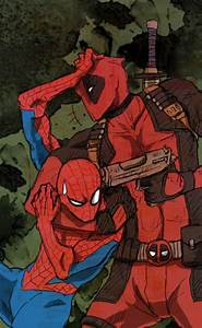 595 best images about SpideyPool (Deadpool X Spiderman ...