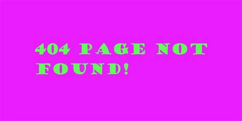 How To Fix Unexpected Wordpress Page Not Found Errors