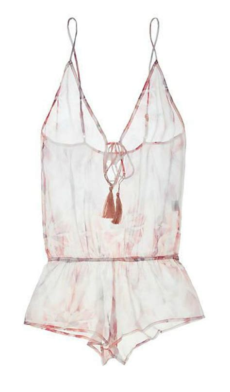 pin ssb luxe lounging playsuit playsuit romper