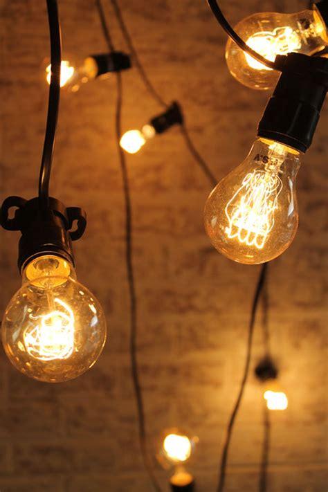 festoon lighting outdoor string lights the block shop