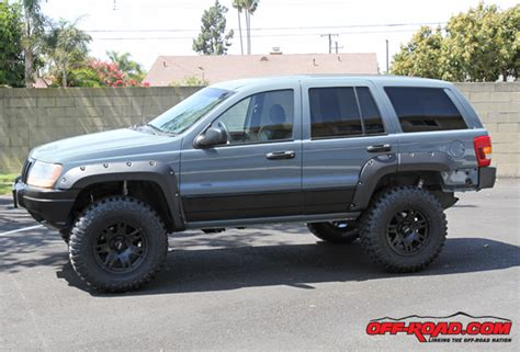 jeep grand cherokee off road wheels jeep grand cherokee wj project recap off road com