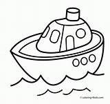 Coloring Transportation Transport Pages Ship Printable Submarine Water Drawing Air Colouring Sheets Truck Boys 4kids Printables Cement Mixer Toddlers Ships sketch template