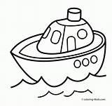 Coloring Submarine Transportation Boys Printable Seite Malvorlagen Ship Colorear Clipartmag Puppen Spielzeug sketch template