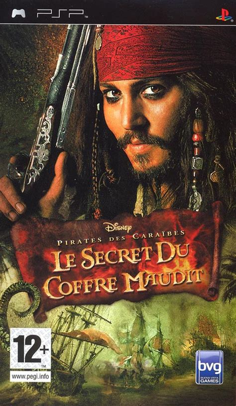 pirate des caraibes le coffre maudit code des cara 239 bes le secret du coffre maudit sur playstation portable nintendo ds