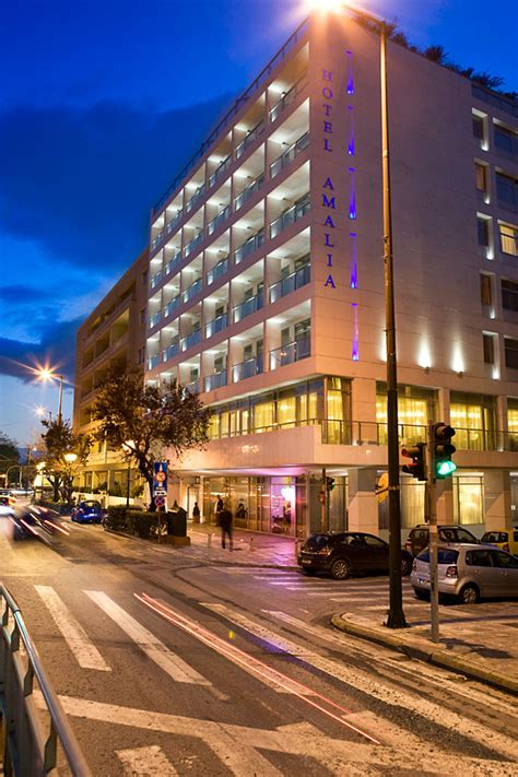 tested  recommended  star hotels  athens greece