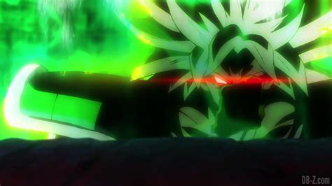 le trailer du film broly dragon ball super en gif
