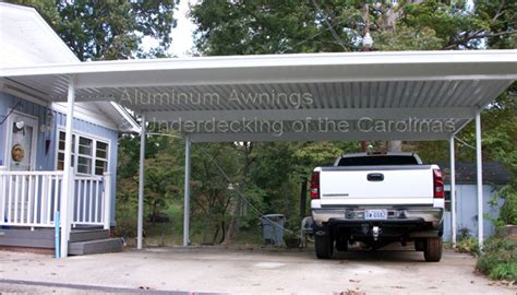 Custom Boat Covers Greenville Sc by Aluminum Awnings Of The Carolinas Aluminum Patio Cover