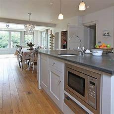Long Kitchen Design  Feeding Room  Pinterest