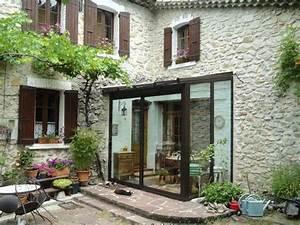 porte d entree pour extension maison veranda elegant With veranda de porte d entrée