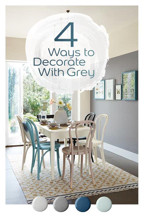 grey feature wall ideas  pinterest dark
