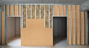 Trockenbau Osb Gipskarton : lemix lehmbauplatte versteht sich als alternative zur gipskartonplatte ~ Orissabook.com Haus und Dekorationen