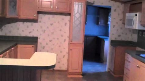 triple wide  mobile home  land  sale sc youtube