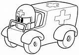 Ambulance Coloring Pages Printable Aid Sketch Drawing Colouring Kid Ems Children Popular Printables Getcoloringpages Preschool Toddlers Sketches Paintingvalley Library Clipart sketch template