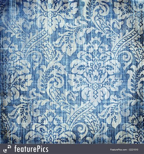 Backdrop Denim Themed by Abstract Patterns Denim Background Stock Image I2221510