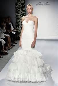 kleinfelds wedding dresses dennis basso for kleinfeld 39 s wedding dresses 2015 bridal runway shows brides 2335399