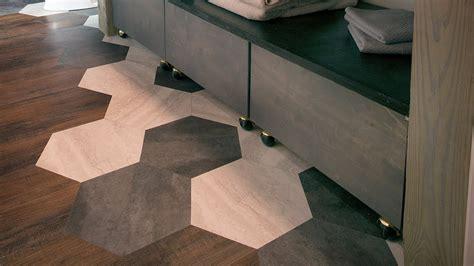 Custom Peel & Stick Floor Tile by East Coast Creative