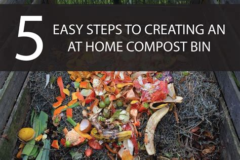 how to compost at home creating an at home compost bin arrowaste