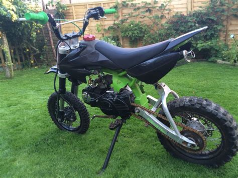 second hand motocross bikes for sale pit bikes 125 for sale in uk 55 used pit bikes 125