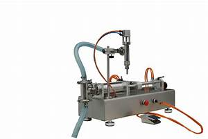 China Compact Full Pneumatic Volumetric Liquid Filling