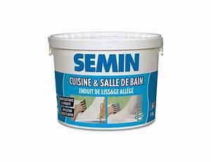 Cuisine Et Salle De Bain : semin enduit de lissage all g cuisine et salle de bain ~ Dode.kayakingforconservation.com Idées de Décoration