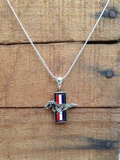 ford mustang necklace pony up 50 years of ford mustang boys and tv series