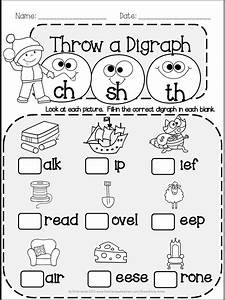 Ending Blends Worksheets