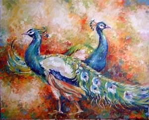 Tableau Peinture Sur Toile : tableau peinture ~ Teatrodelosmanantiales.com Idées de Décoration
