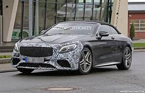 Mercedes S63 Amg : 2019 mercedes amg s63 cabriolet spy shots ~ Melissatoandfro.com Idées de Décoration