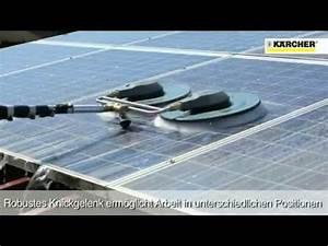 Perche Telescopique Nettoyage Toiture : karcher gamme isolar nettoyage de panneaux photovolta ques ~ Premium-room.com Idées de Décoration