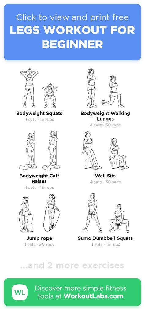 workout legs workout  beginner  min abs legs